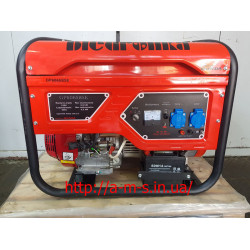 Бензиновый генератор Honda Biedronka GP6065BSE