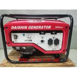Бензиновый генератор Honda Daishin SGB7001Ha БУ