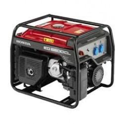 Бензиновый генератор Honda EG5500CXS + Автоматика