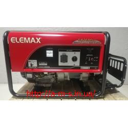 Бензиновый генератор Honda Elemax SH7600EX-S БУ