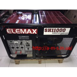 Бензиновый генератор Honda Elemax SH11000 БУ