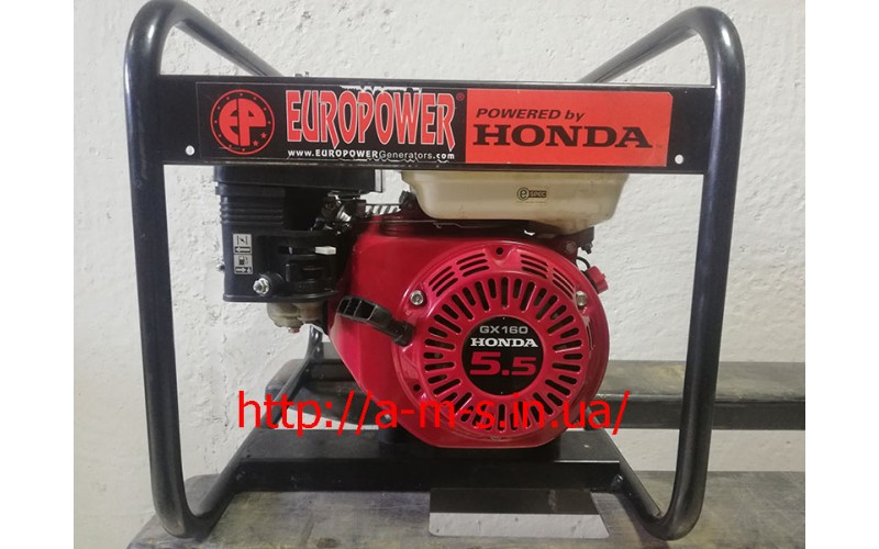 Генератор Honda Europower EР2500 б\у