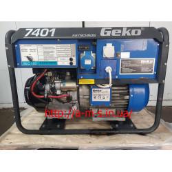 Бензиновый генератор Honda Geko 7401