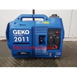 Бензиновый генератор Honda Geko 2011