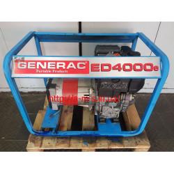 Дизельный генератор Generac ED4000e