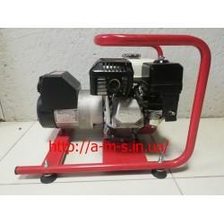 Бензиновый генератор Honda Sincro GX160 БУ