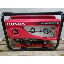 Бензиновый генератор Honda EP2500CX БУ