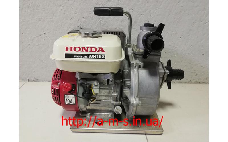 Мотопомпа высоконапорная Honda WH15XT б\у