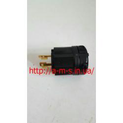 Вилка (штекер) для генератора силовая 30 Ампер